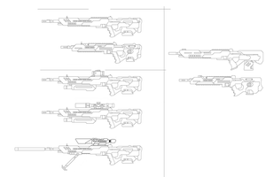Another Rifle Redesign by SPRTN