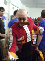 Eggman at SoS by f-sonic