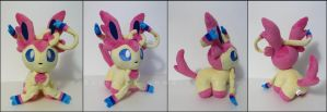 Pokedoll: Sylveon by Serenity-Sama