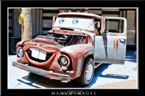Mater The Tow Truck by mahu54