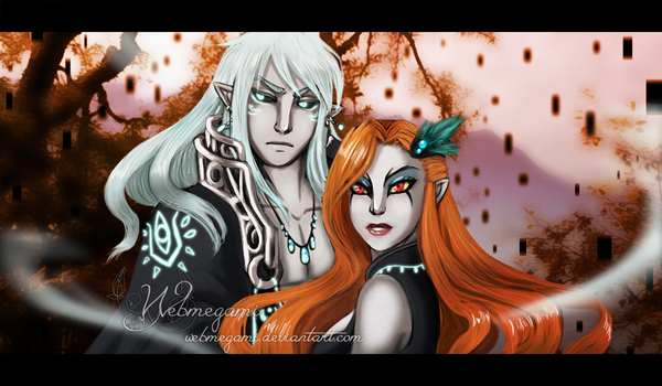 Crossed Fates - The winds of change by Webmegami
