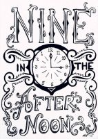 Nine in the afternoon by Bailation