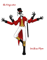 The Ringmaster : Mr Flynn by TheDemonSurfer