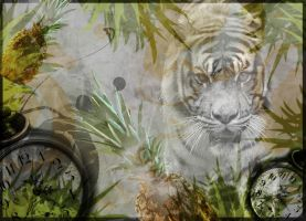 Tigers and Pineapples by Kaika333