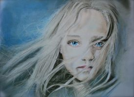 Les Miserables - Cosette by ShanghaiSarah