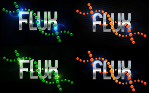 Flux Guild Logo's by Melificence