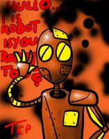 Robot1 by Slapsticky by Robot-drawing-club