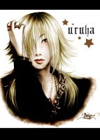 Unsung Melody +Uruha+ by starrywhitewall