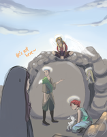 The tomb is open?? by ShootingStar03