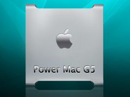 Power Mac G5 by WolfvanWhite