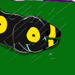 It Will Rain For Umbreon by Brightleaves