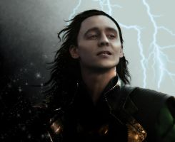 Loki - Speeding by RancidRainbow