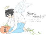 Happy Halloween by Duck-san
