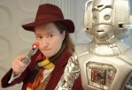 Who let this Cyberman in? by GermanCompanion