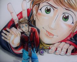 Hello Deviant Art! by SweetIntent