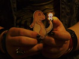 Charmander :'D by Snerfled