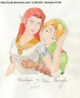 I love you Malon by CJ-DB