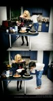 Death Note: L Wants To Bake? by slumberdoll