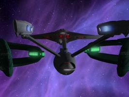The Enterprise Incident - TNG by CaptainMario