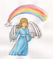Angel Bo for Diane by angelacapel