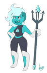 Apatite [redesign?] by teabut