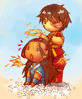 ATLA: Cheer up by ahnline