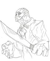 they called him jason by pineapplejoey