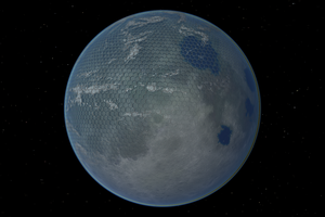 Moon, worldhoused by Neethis