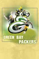 Green Bay Packers by metalhdmh