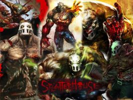 SPLATTERHOUSE by lordi114