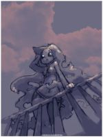 Summer Wind and Clouds by KillerGoldFish-ka