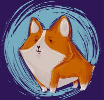 Corgi by NicoleWest