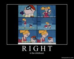 Demotivational Poster- In The Childhood by Mona-the-yaoi-freak