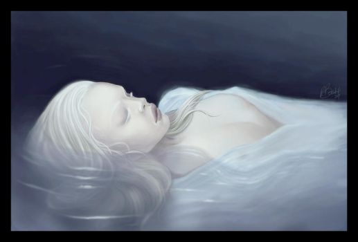 Ophelia by cryptfever