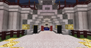 Main Entrance by thesurviver