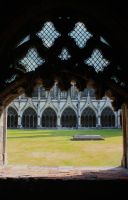 Canterbury Cathedral VIII by YunaHeileen