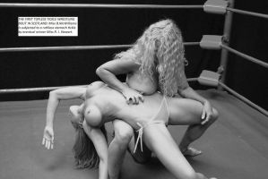 Scenes from Tickle Wrestling - June 1971. by RL1895