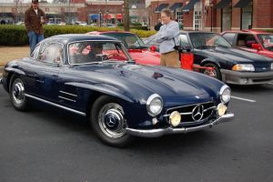 Mercedes Benz 300SL by short-shift90