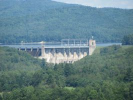 Commeford Dam by OldSchoolHipster