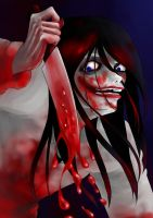 Jeff the Killer by mannaloco