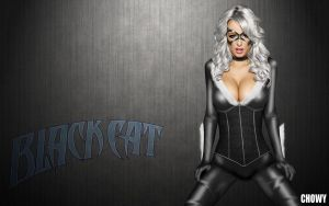 Black Cat by chowyspizz