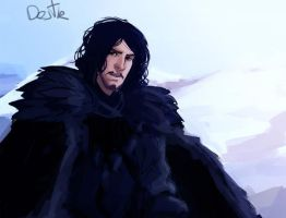 Jon Snow by Ninra