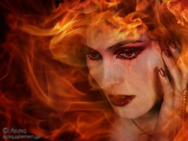 Fire by adunio