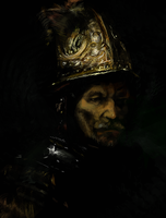 Rembrandt #1 by FoxInShadow