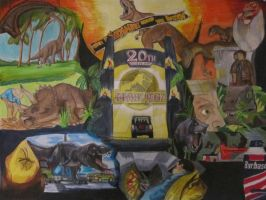 20 Years of Jurassic Park by Jedi-Master-Autobot