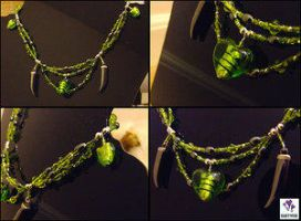 Vaoni- Green Fairy's Heart by creepy-craft