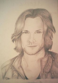 Jared Padalecki by CristalMyRabbit