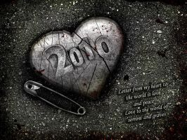 2010 - MY heart to the worl by marh333