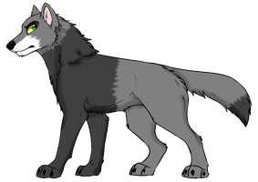 Someone's Ticked Off by SolitaryGrayWolf