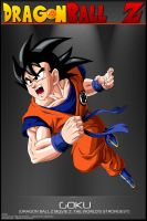Dragon Ball Z - Goku M2 by DBCProject